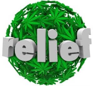 relief from marijuana globe