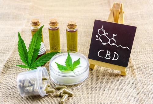 cbd for opioid addiction