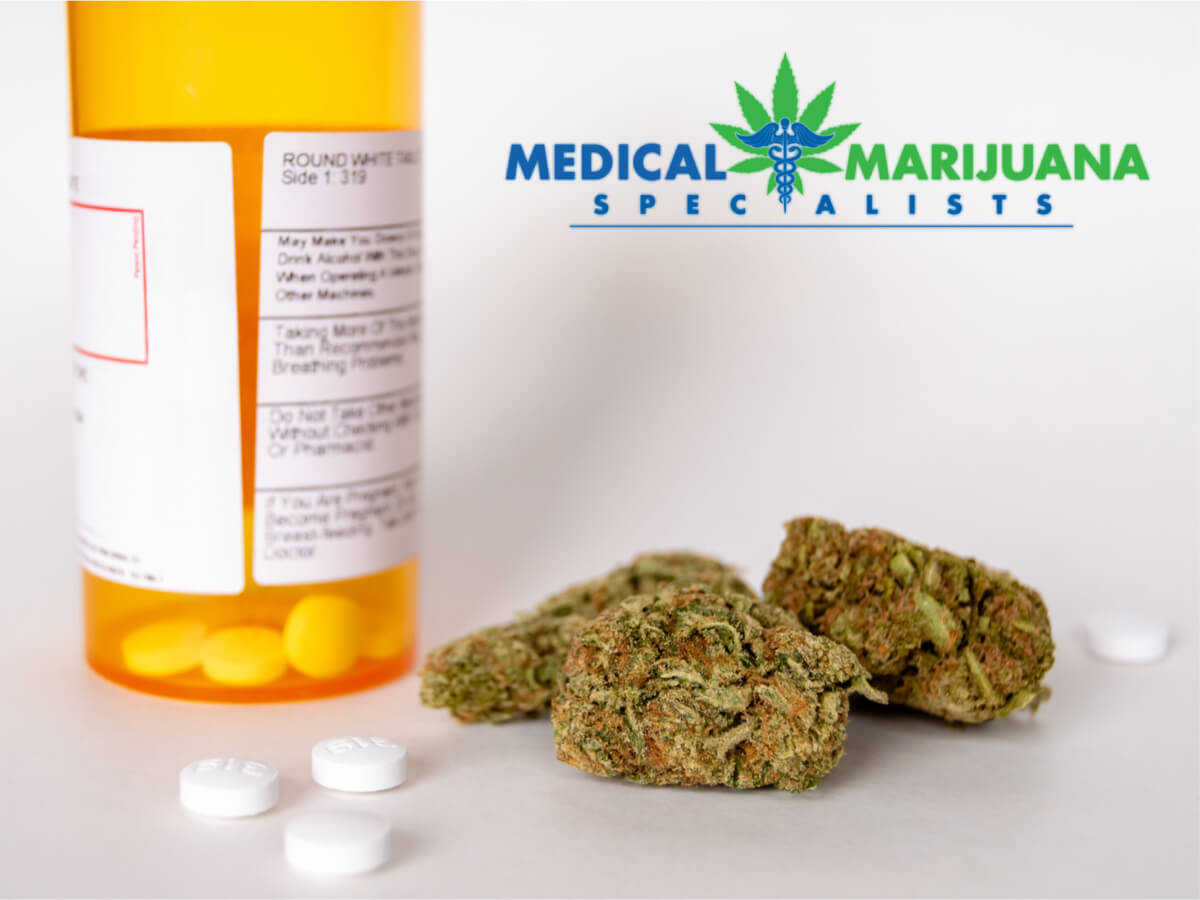 Marijuana and Opioid Addiction: How Cannabis Can Help Battle Abuse